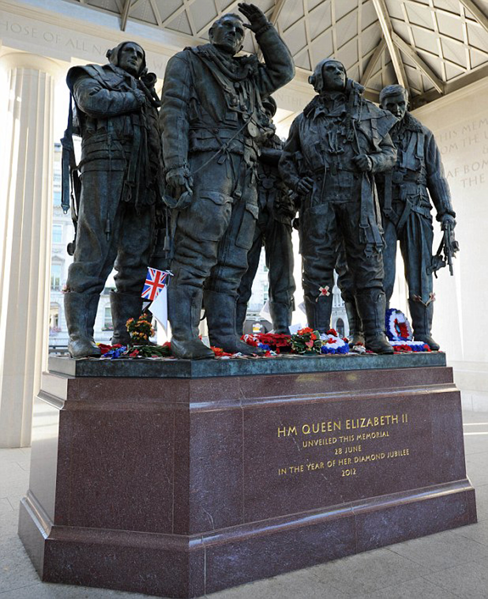 Bomber Harris memorial